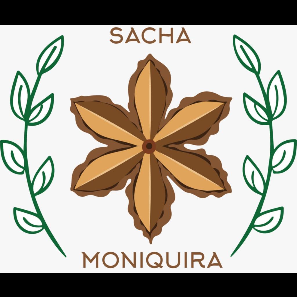logo sacha moniquira